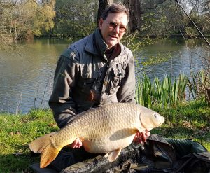 2019 Firs Lake France 41lb 12oz Common Carp
