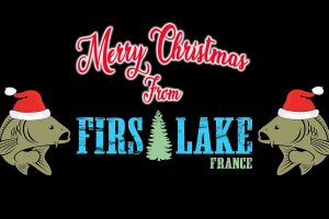 Merry Christmas from Firs Lake France