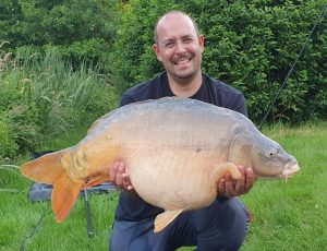 Firs Lake France - Carp fishing holidays in France