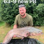 Another PB Smashed at Firs Lake France