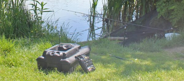 taking bait and boilies to France carp fishing